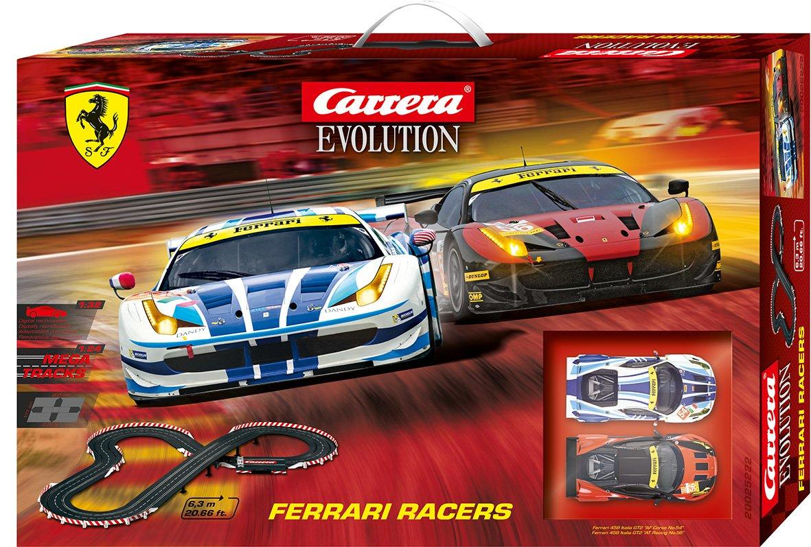 Carrera 20025222 - Evolution Ferrari Racers, Fahrzeug Fahrzeug Fahrzeug c08966