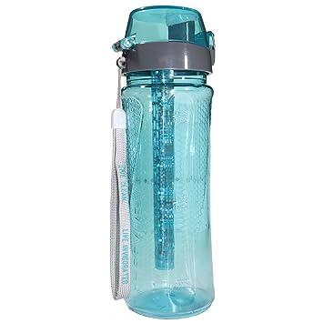 PH Revive alcalinas filtro de agua botella & Carry Case – Purificador de agua botella –