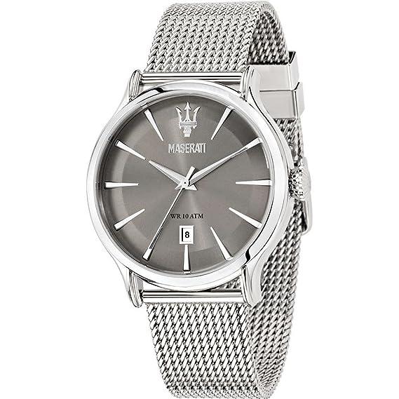 Reloj Maserati Hombre Solo Tiempo