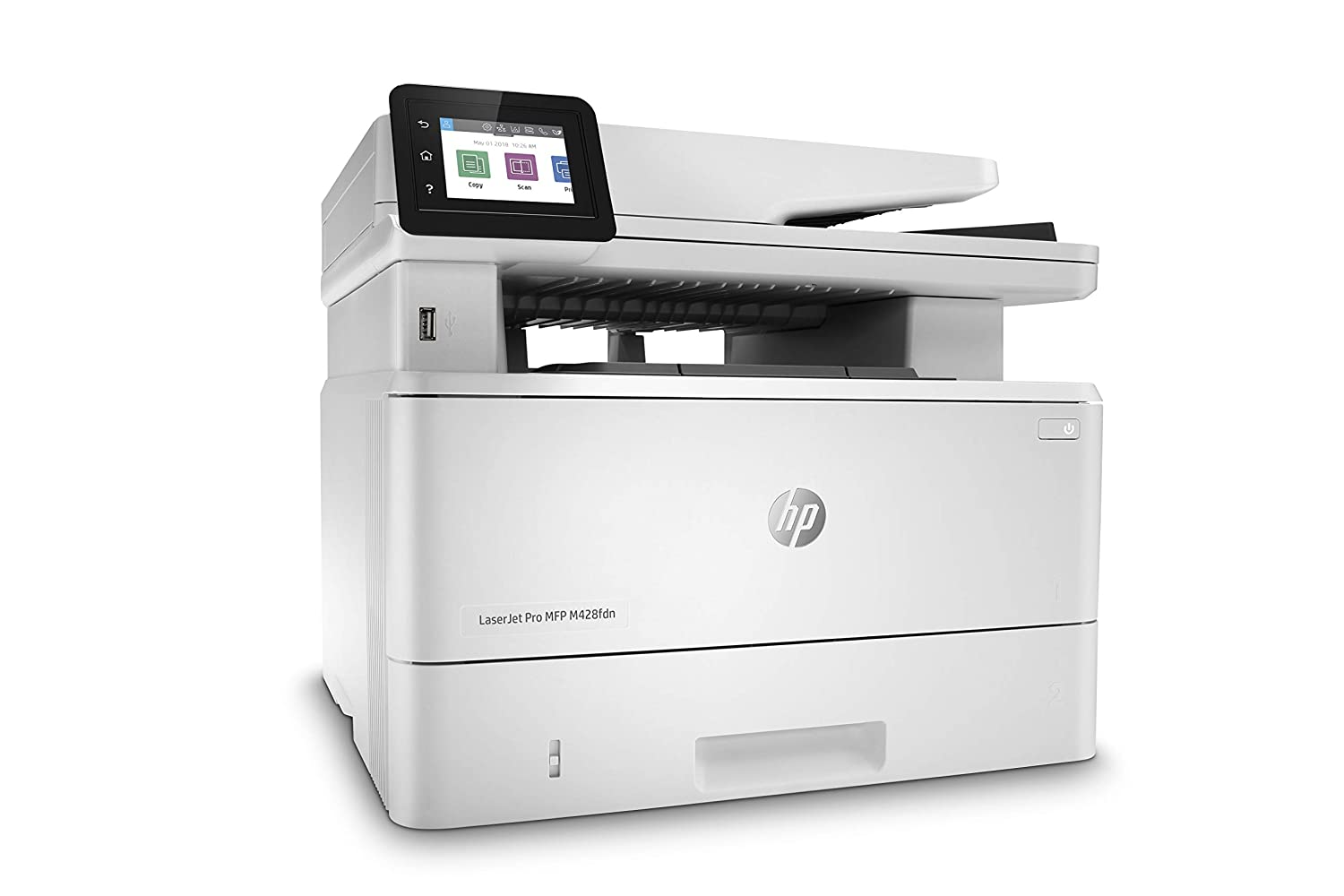 HP LaserJet Pro Multifunction M428fdn Laser Printer (W1A29A) – Ethernet only