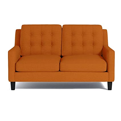 Elysian Apartment Size Sofa, Sweet Potato, 70u0026quot; ...