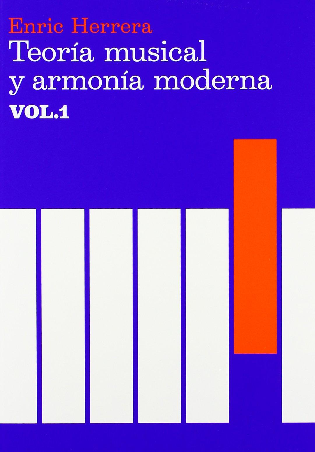 Teoría musical y armonía moderna vol. I (Música): Amazon.es ...