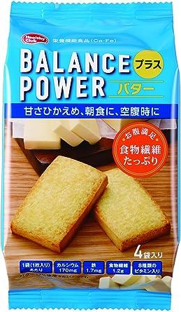 ハマダコンフェクトバランスパワープラスバター4枚×6袋