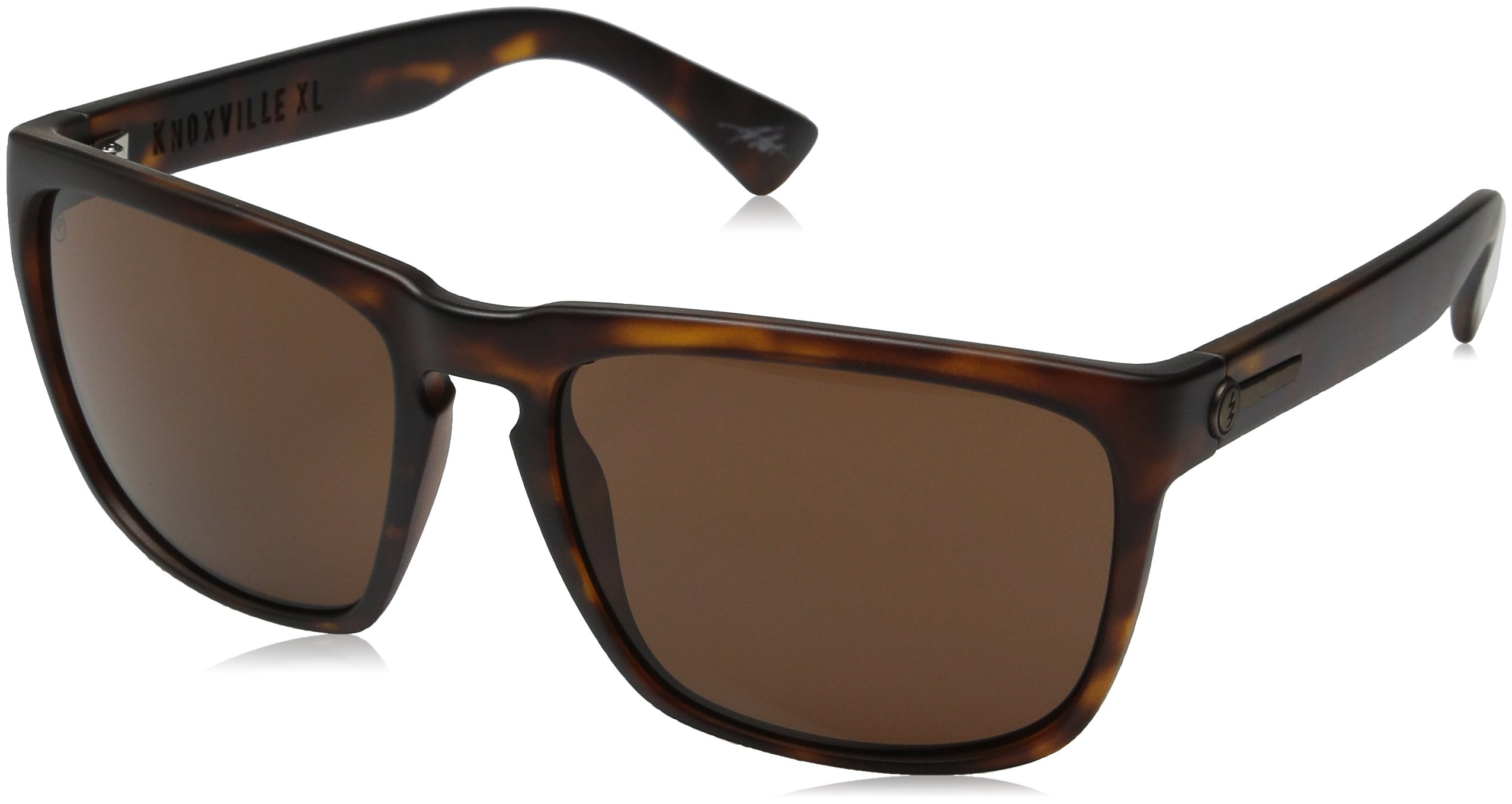 3a4ed3ca4bd Electric Visual Knoxville XL Matte Tortoise OHM Bronze Sunglasses ...
