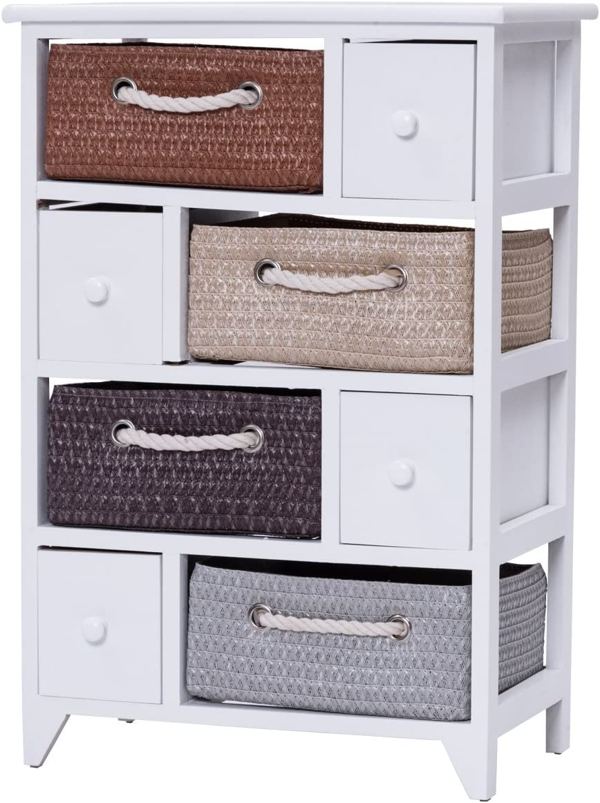 Giantex Storage Drawer Unit  sc 1 st  Amazon.com & Shop Amazon.com | Stacking Drawers