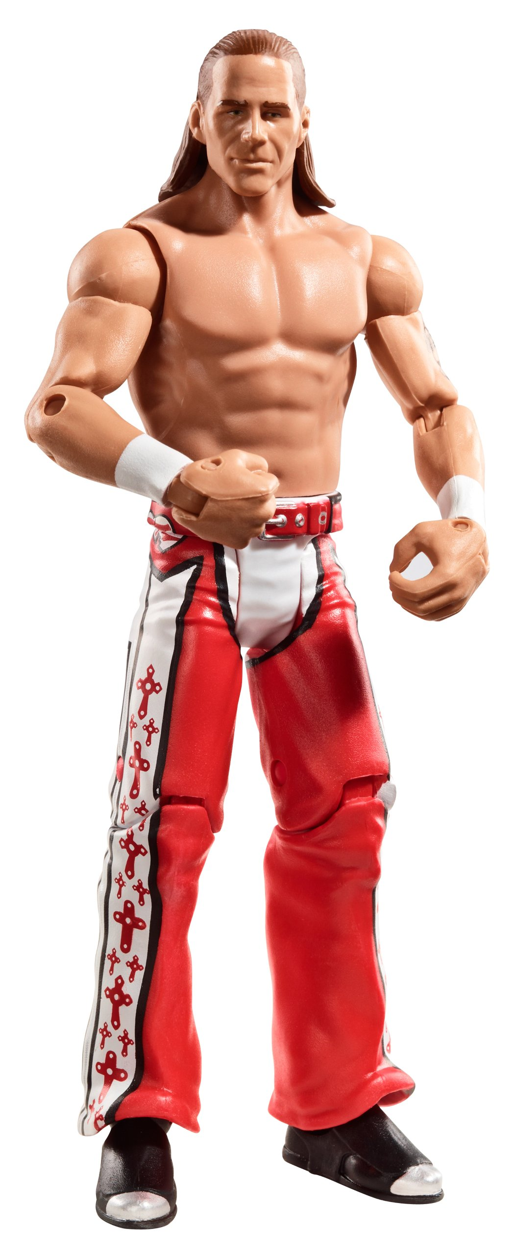 WWE Shawn Michaels Wrestle Mania Heritage Figure - Series #26 by WWE