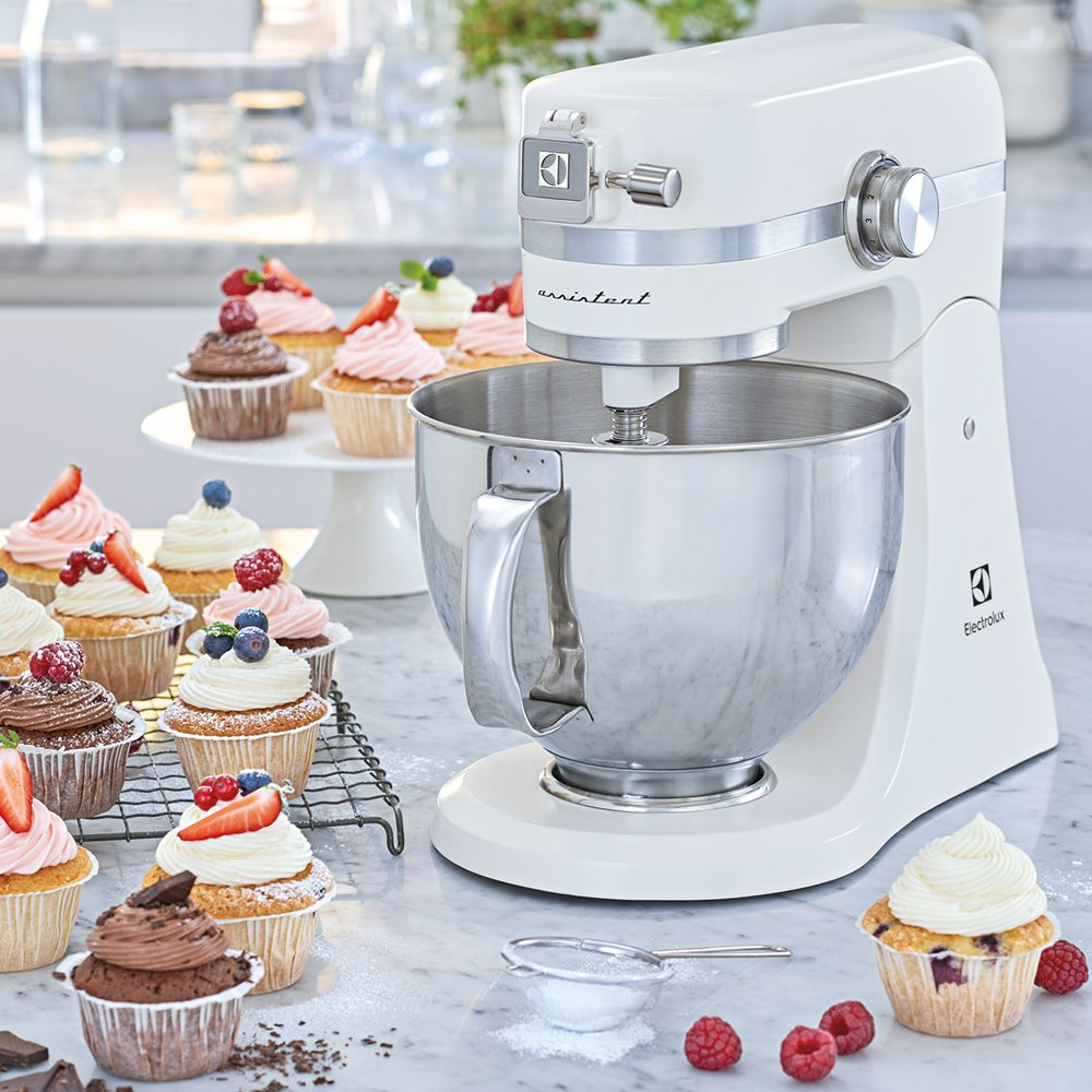 Electrolux Assistent EKM4100 - Robot de cocina, color blanco: Amazon.es: Hogar