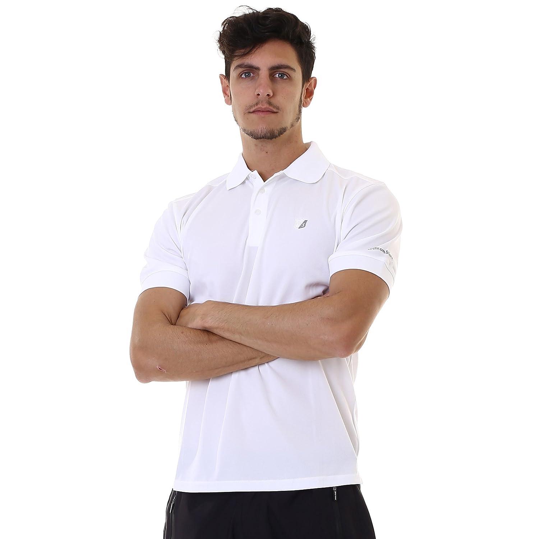Wilson Staff Mens Authentic Polo Camiseta de grössexl Color Blanco ...