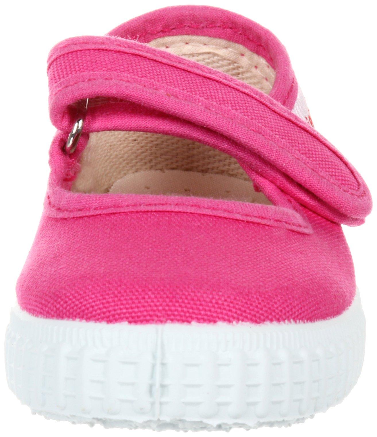 Cienta Girls Mary Jane Shoe, Fuchsia, 19 M EU / 3.5 M US Toddler by Cienta (Image #4)