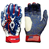 Spiderz USA Flag HYBRID Baseball/Softball Batting