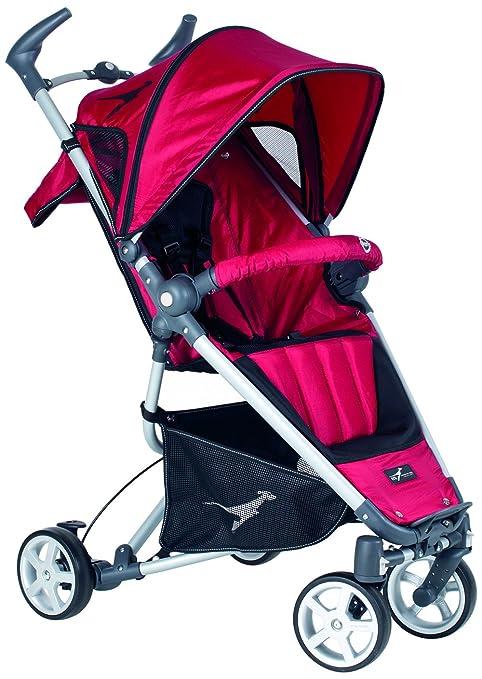 Trends For Kids - Silla de paseo TFK Dot rojo