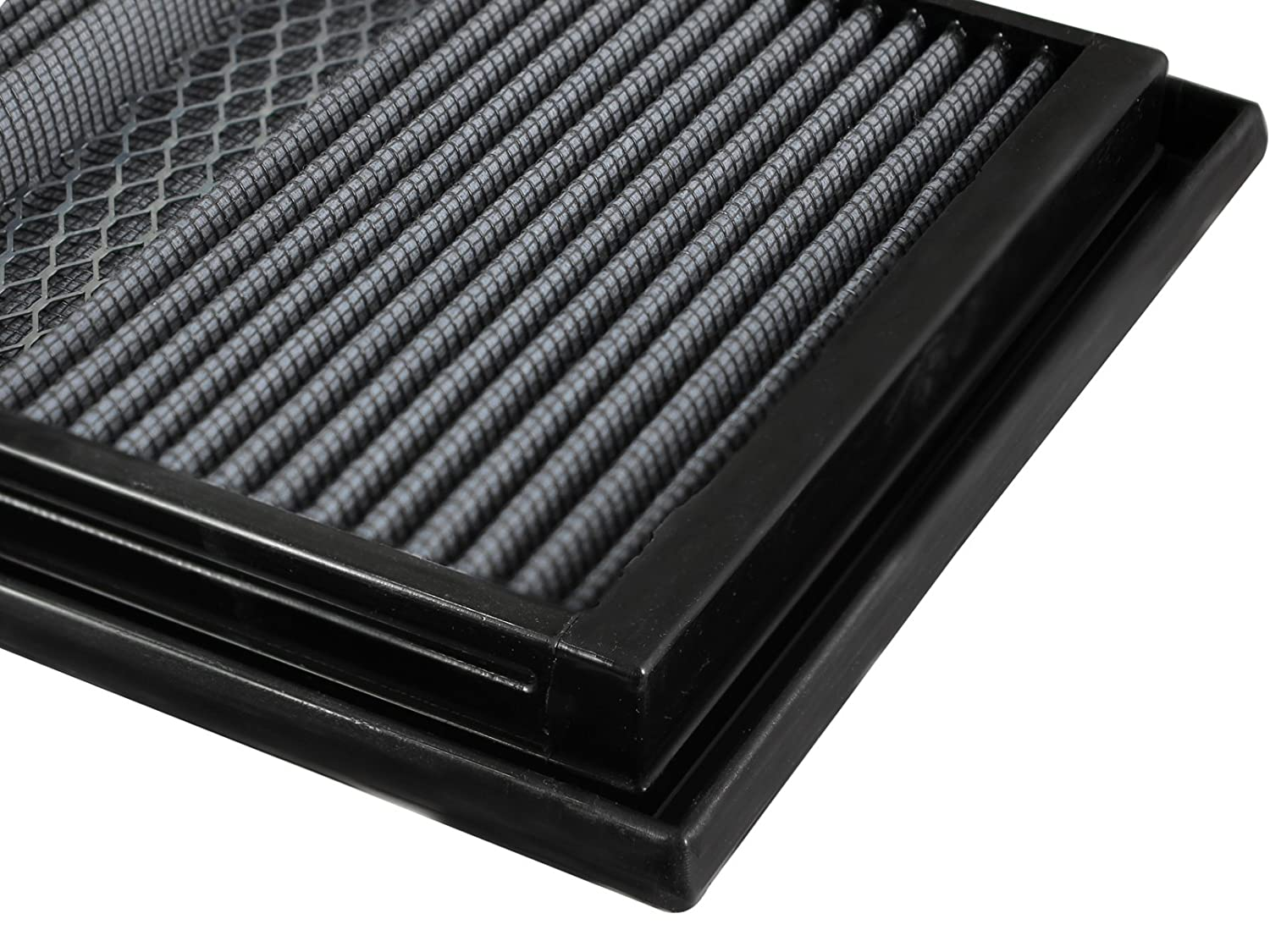 aFe 31-10250 Magnum FLOW Pro Dry OE Replacement Air Filter for Mercedes-Benz C//E//ML-Class V6-3.5L Engine