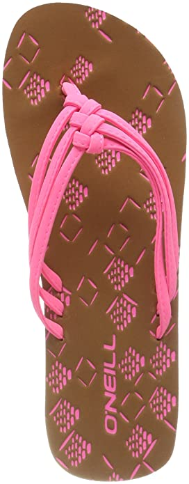 67bd2b58cf460 O Neill Women s FW 3 Strap Ditsy Flip Flop  Amazon.co.uk  Shoes   Bags