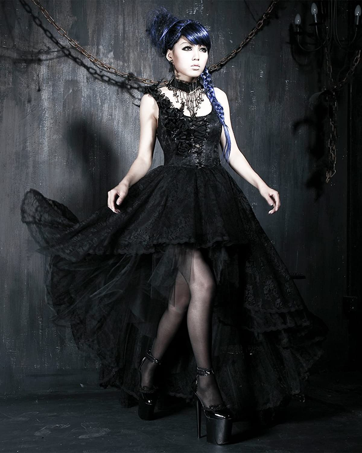 Gothic Evening Gowns