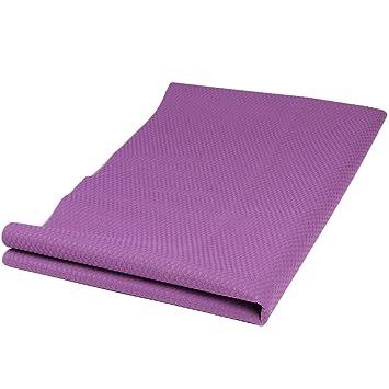 Amazon.com : MustHome Travel Yoga Mat/Towel Non Slip ...
