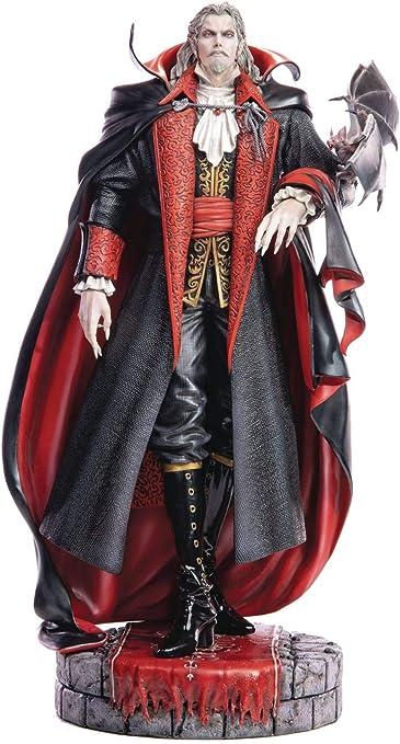 Alucard Statue Mondo Tees Castlevania Symphony of The Night