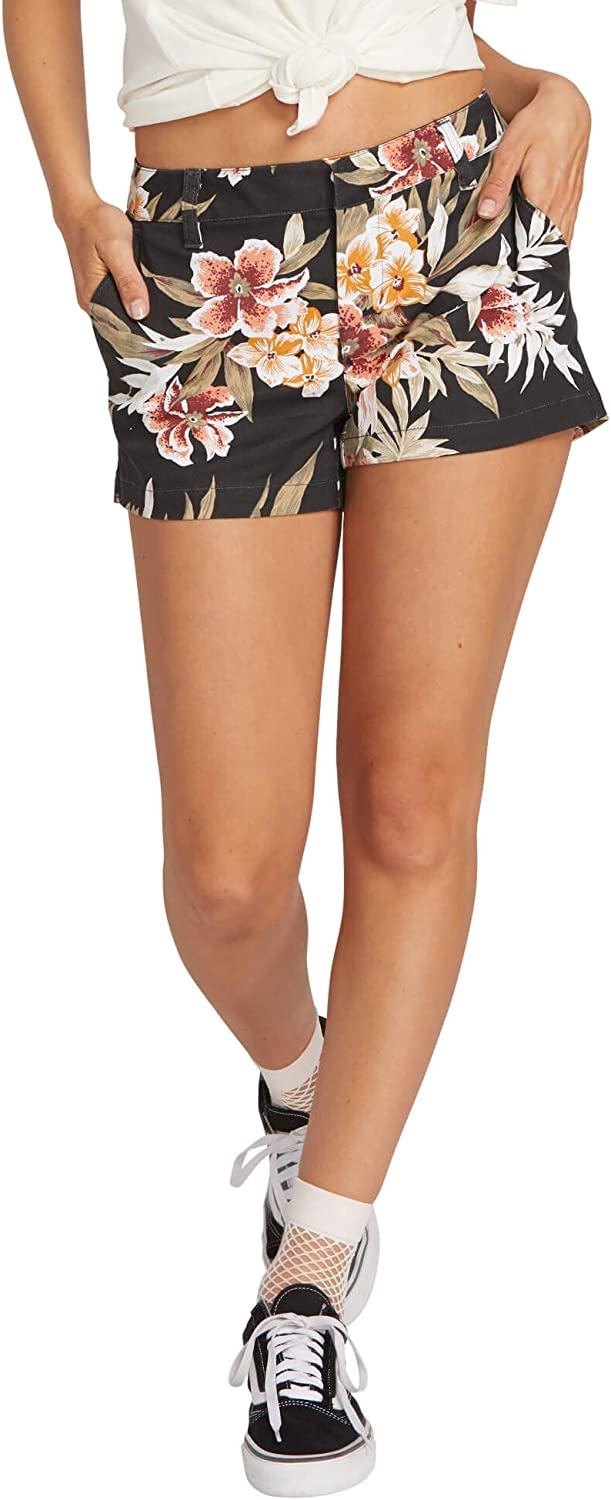 Volcom Frochickie Short Chino pour Femme