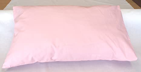 Amazon.com: Junior/Cama Cuna Funda De Almohada Rosa: Kitchen ...