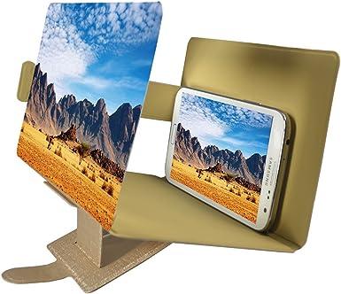 & # x58e; universal portátil Arrugas Smartphone 3d Screen ...