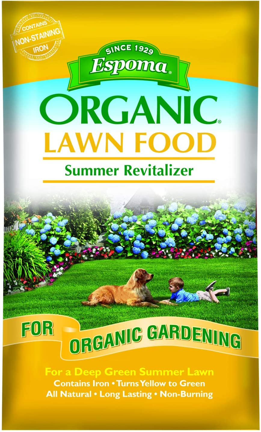 Espoma EOSR30 Organic Summer Fertilizer, 30-Pound