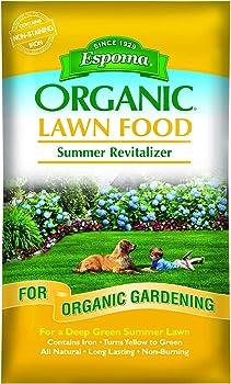 Espoma Summer Organic Lawn Fertilizer