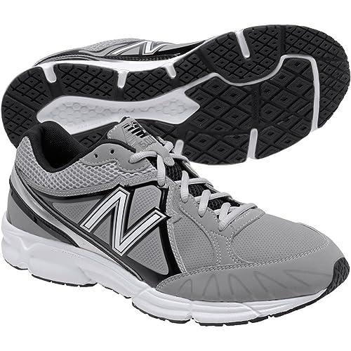15e03d46 New Balance Turf T500 Shoe- Men's Baseball Black/White: Amazon.ca ...