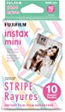 Fujifilm Instax Mini Stripe Film - 10 Exposures