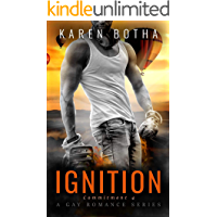 Ignition (Commitment, a gay romance series Book 4)