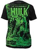Incredible Hulk Marvel Monster Unleashed Adult T-Shirt