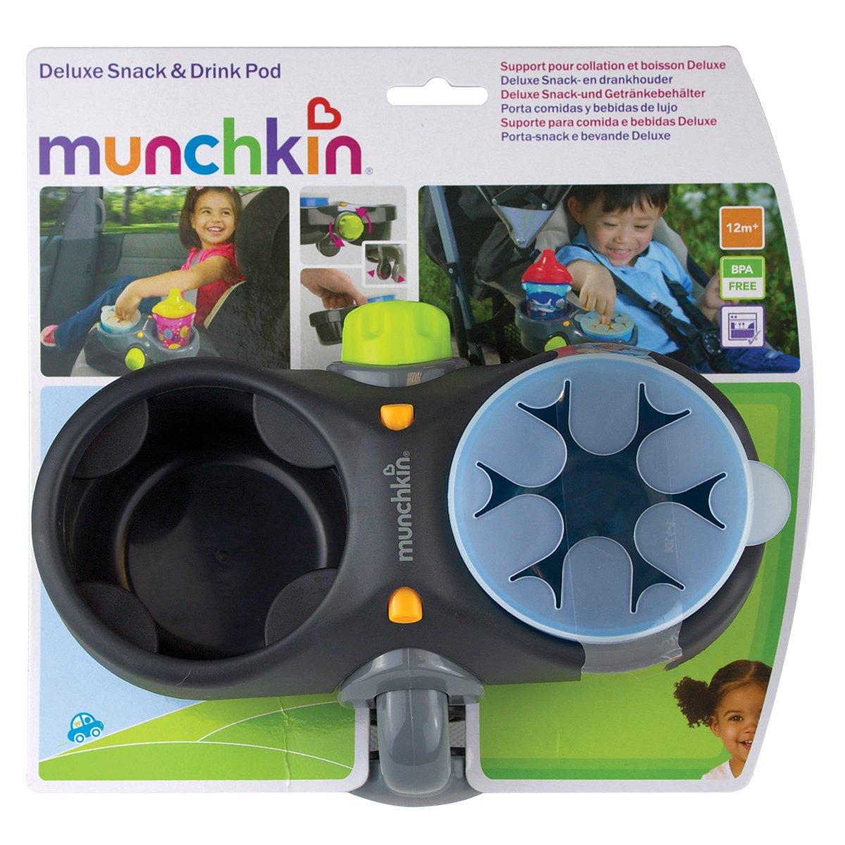 Munchkin: DeLuxe Snack und Getränkehalter