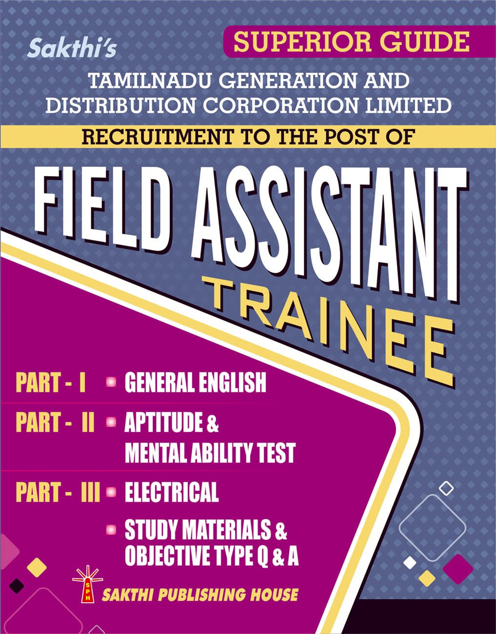 Buy TNEB Tangedco Field Assistant Training Exam Book