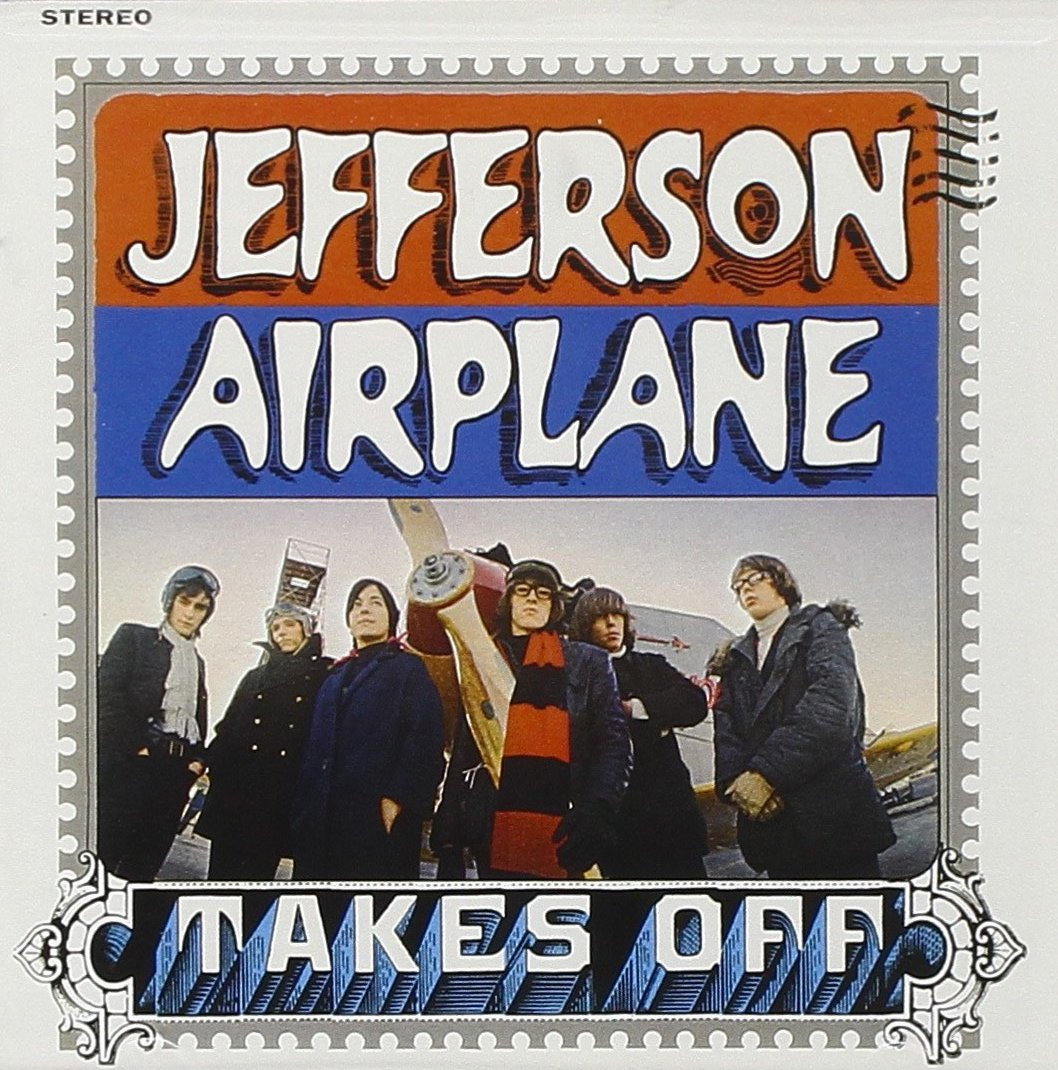 CD : Jefferson Airplane - Jefferson Airplane Takes Off (CD)