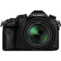 Panasonic DMCFZ1000K LUMIX 4K Point & Shoot Camera, F2.8-4.0 Lens, 21.1 Megapixels, Black