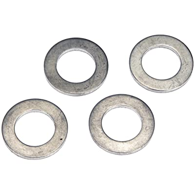 Dorman 65292 Aluminum Oil Drain Plug Gasket, Pack of 4: Automotive [5Bkhe1514244]