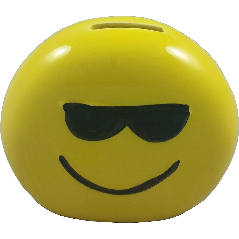 Emoji Icons dinero caja gafas de sol: Amazon.es: Hogar
