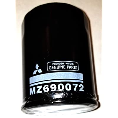 Mitsubishi MZ690072, Engine Oil Filter: Automotive