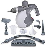 Deals on PurSteam Handheld Pressurized Steam Cleaner w/9-Pc Accessory Set