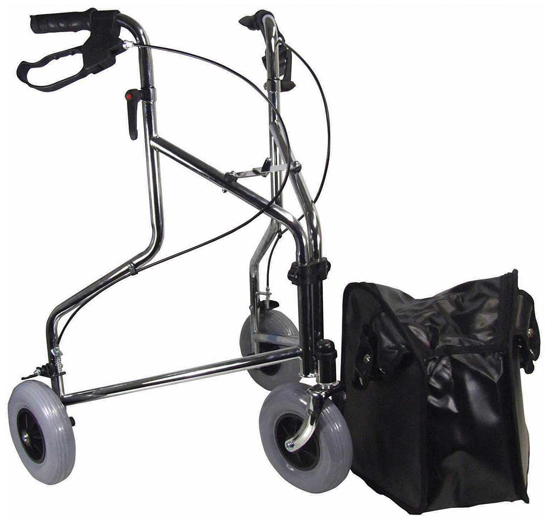 Aidapt - Andador triciclo con bolso: Amazon.es: Salud y ...
