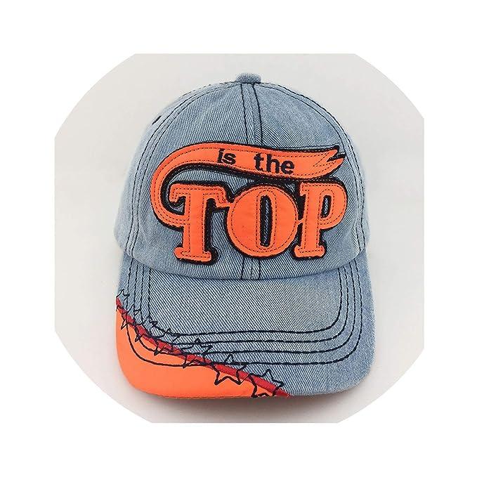 TOP BOY Baby Baseball Caps Kids Snapback Hip Hop Cap Boys Girls Summer Sun Hats Gorras