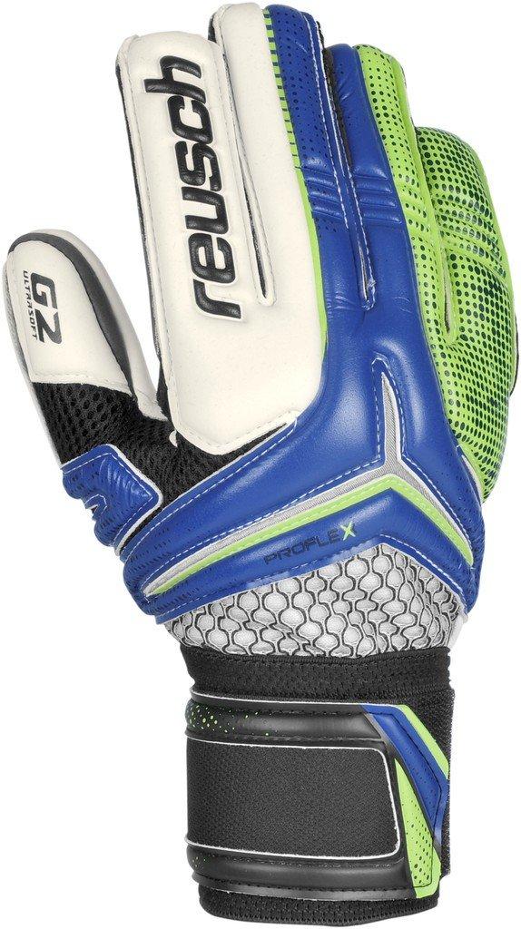 Reusch Re ceptor Pro G2 Bundesliga -3570907-, Farbe ultramarine green gecko;Größe 10