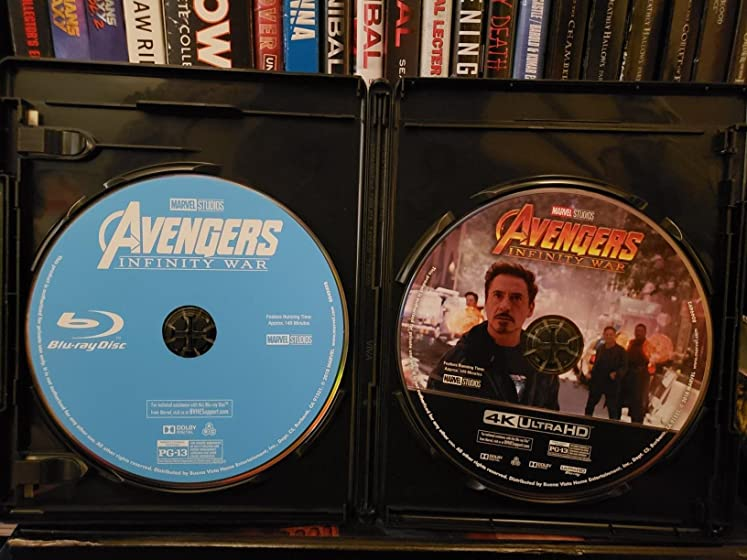 Avengers: Infinity War (Plus Bonus Content) Avengers: Infinity War - And Wait, There's More?!