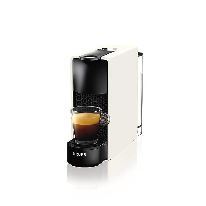 Krups XN1111 - Cafetera (Independiente, Máquina de café en cápsulas, 0,7 L, Cápsula de café, Blanco): Amazon.es: Hogar