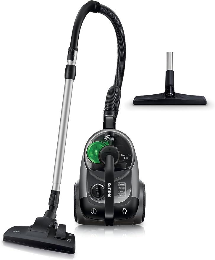 Philips Aspirador sin Bolsa FC8769/01 FC8769/01-Aspirador tecnología PowerCyclone 5, 650 W, 2 litros, 78 Decibelios, Negro: Amazon.es: Hogar