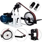 2x72 Belt Grinder Knife Making Comes With Wheels Made In