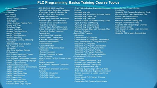 Amazon com: Allen Bradley PLC Hardware Training and Programming Training