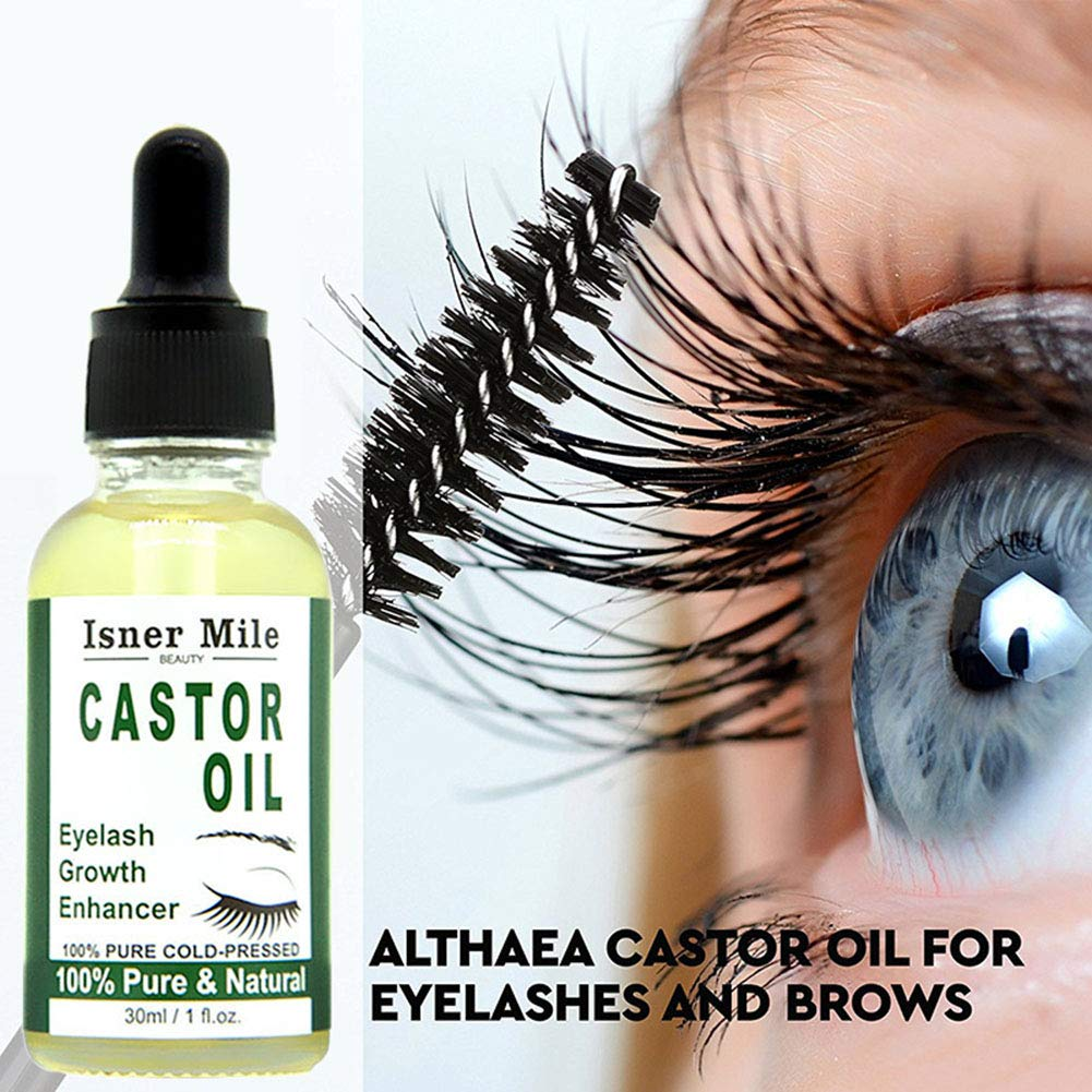 Amazon Castor Oil 100 Pure Stimulate Growth For Eyelashes