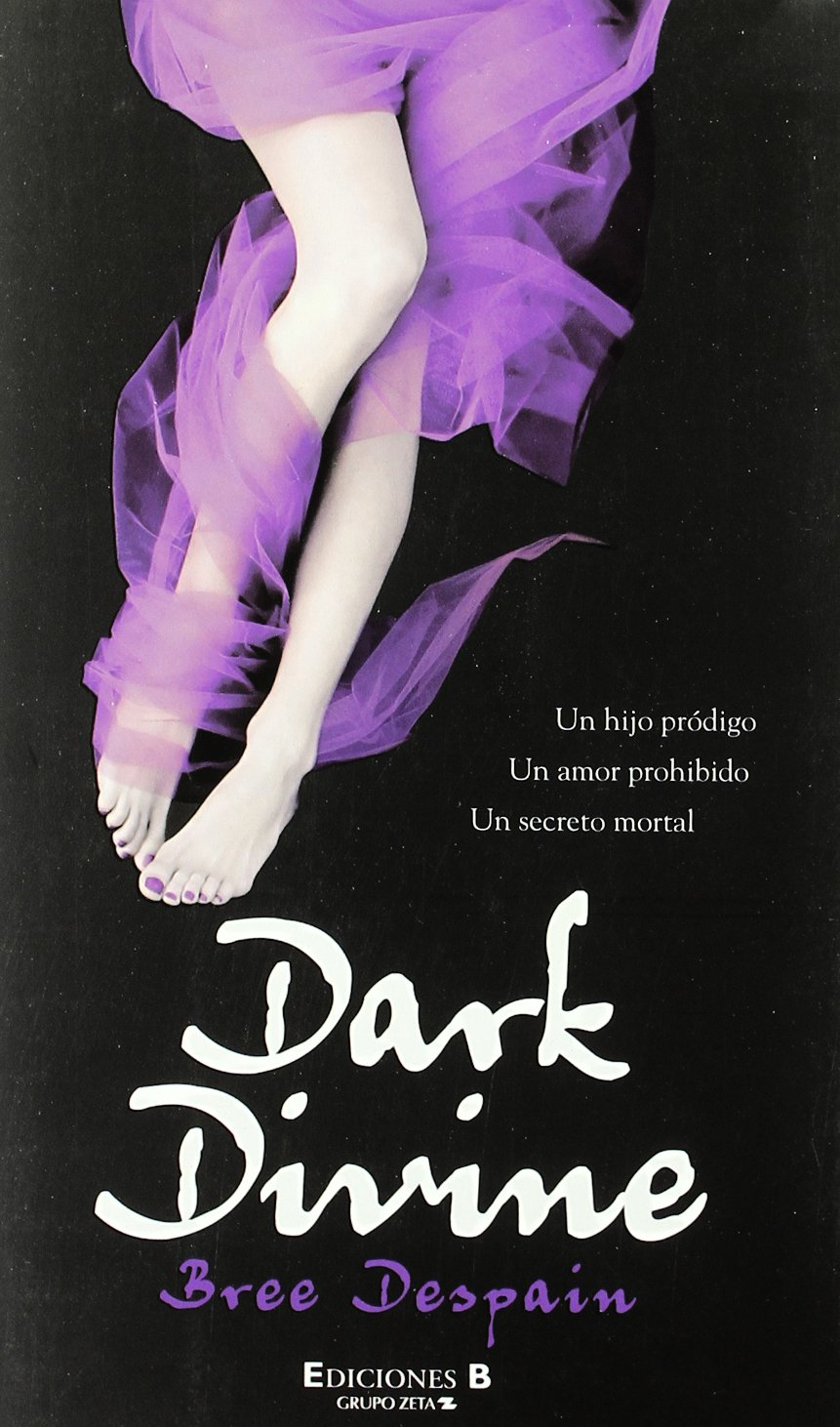 Amazon.com: Dark Divine (Spanish Edition) (9788466645416): Bree Despain: Books