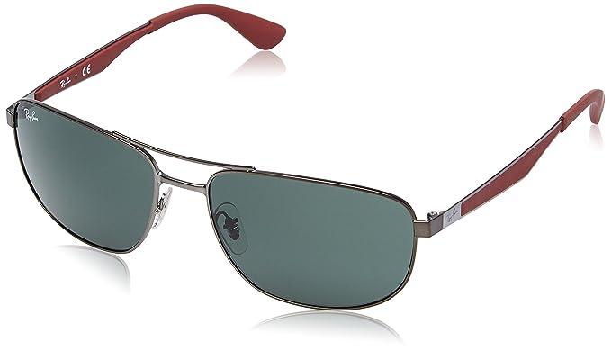 Ray-Ban Mens 0RB3528 Square Sunglasses