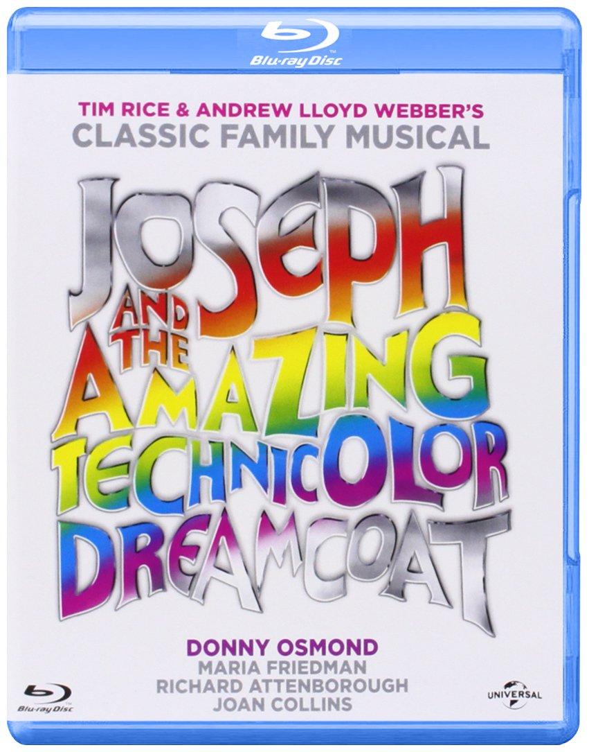 Original Cast Recording - Joseph And The Amazing Technicolor Dreamcoat [Edizione: Regno Unito] [Reino Unido] [Blu-ray]