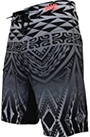 "HIC 21"" Kona Tiki 8 Way Octo Super Stretch Boardshorts"